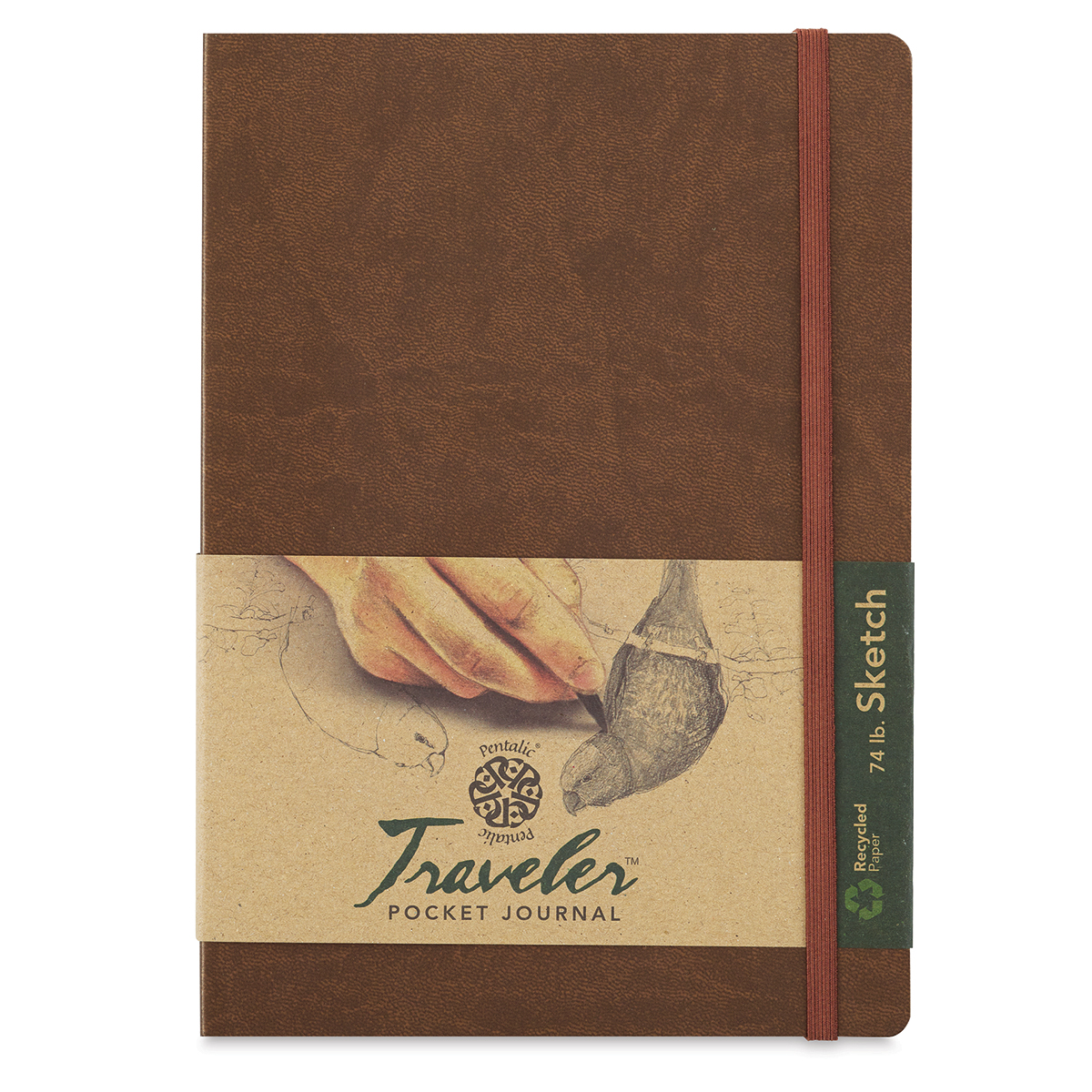 Pentalic Traveler Pocket Journals, Sketch