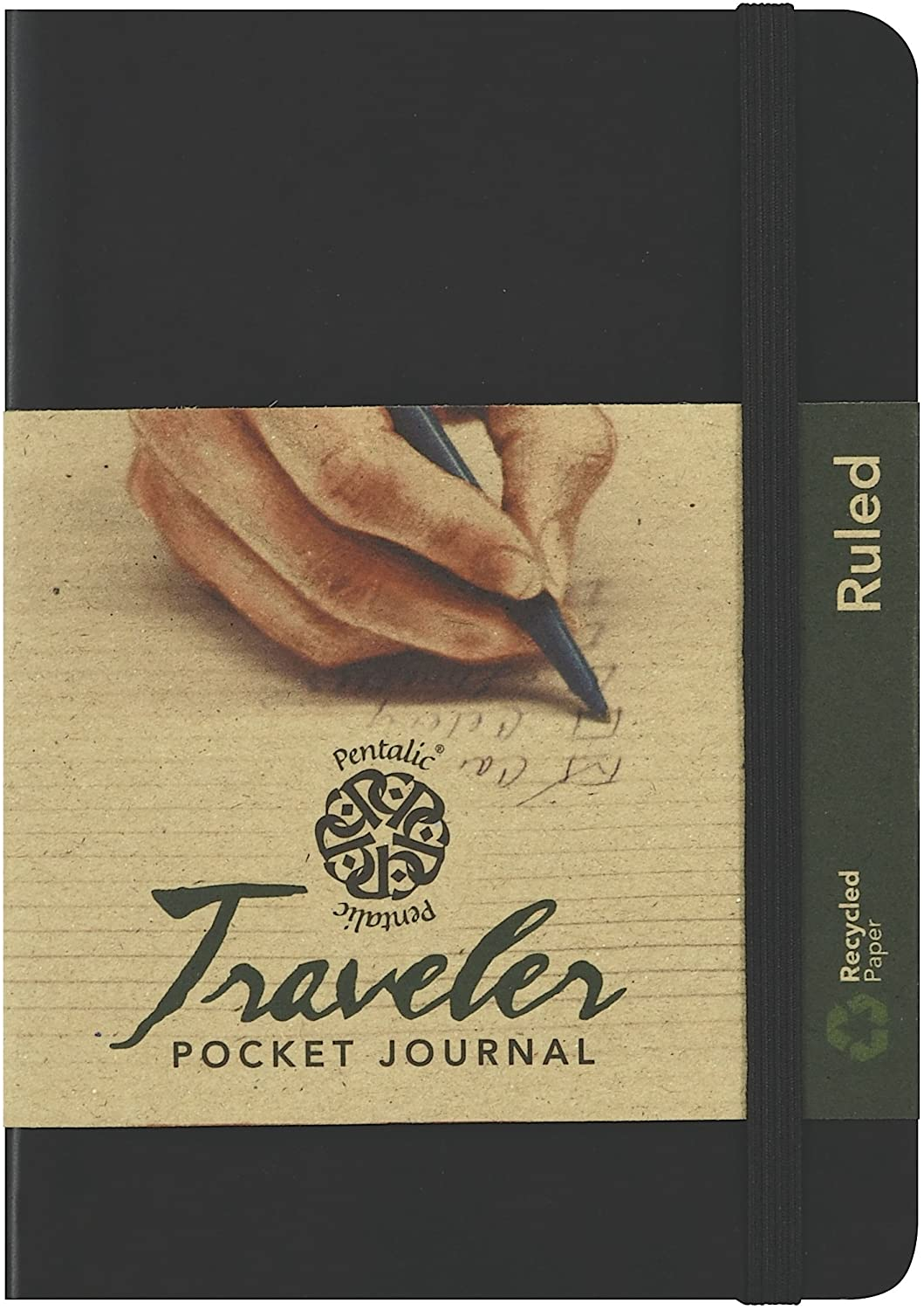 Pentalic Traveler Pocket Journals, Ruled