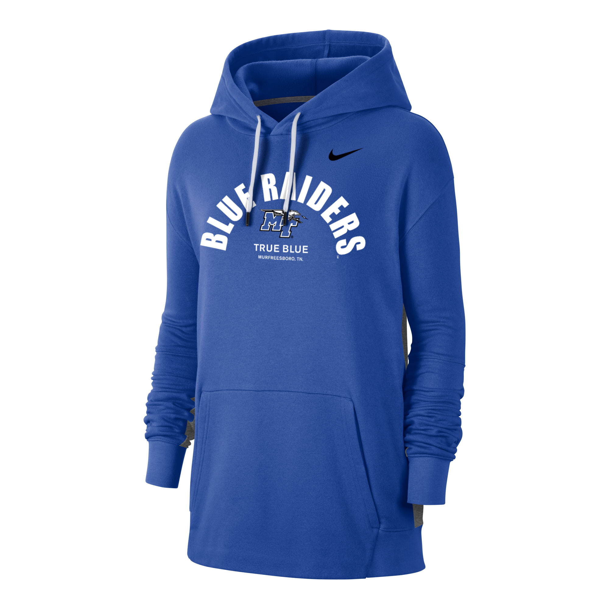 Blue Raiders True Blue Women's Fleece PO Nike® Hoodie
