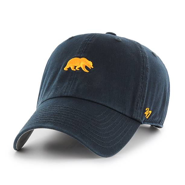 Cal Bears '47 Clean Up Baserunner Mini Bear Logo Cap