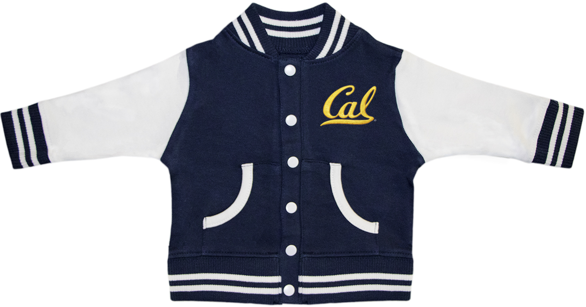 Cal Bears Toddler Varsity Jacket