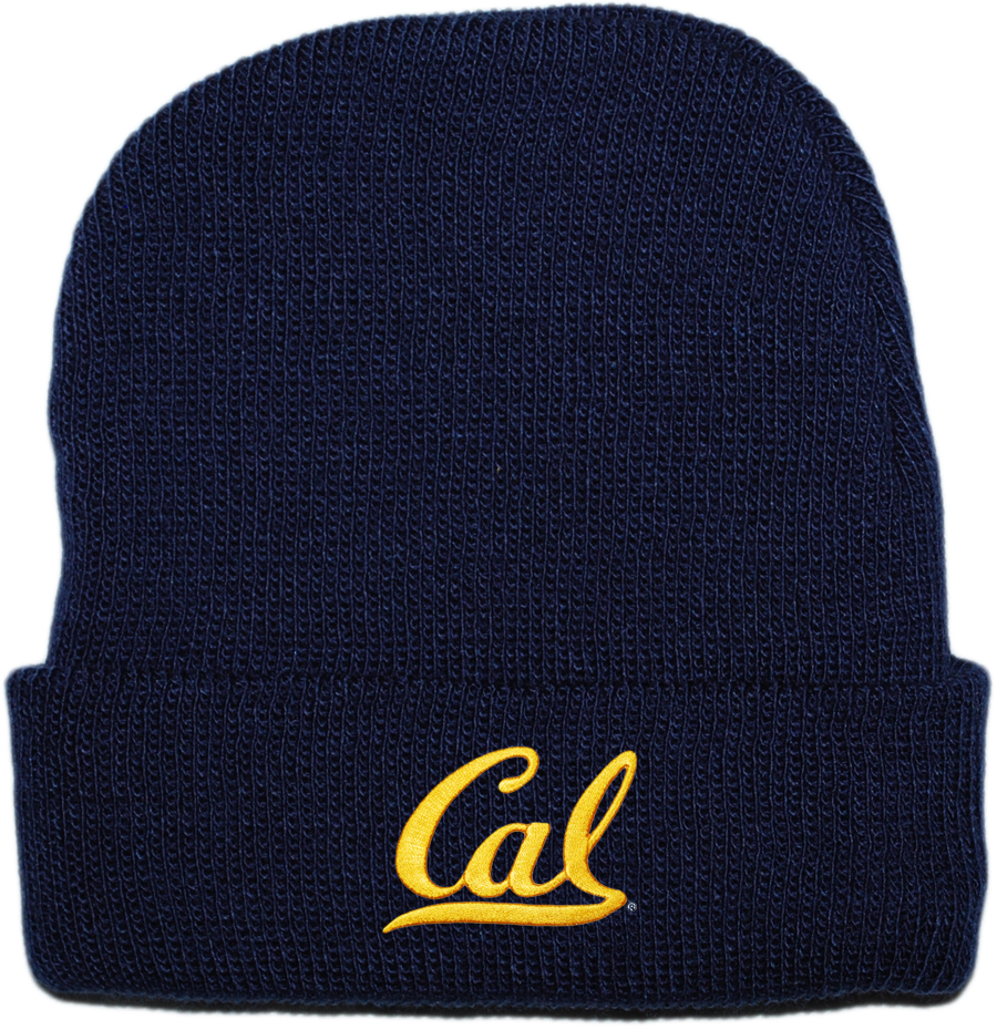 Cal Bears Newborn Knit Cap