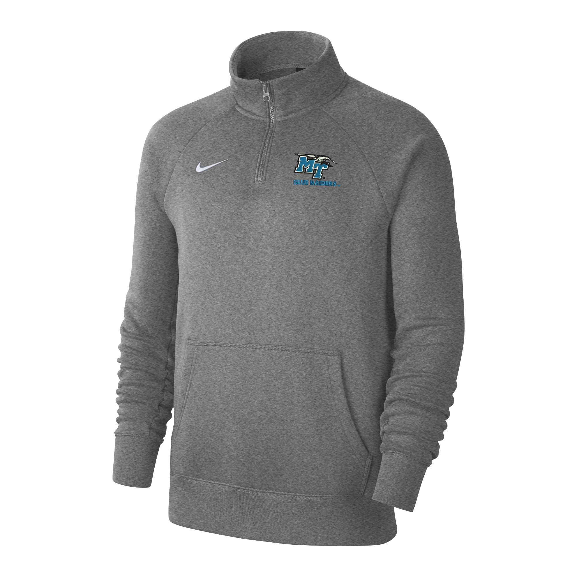 MT Blue Raiders Club 1/4 Zip Nike® Sweatshirt