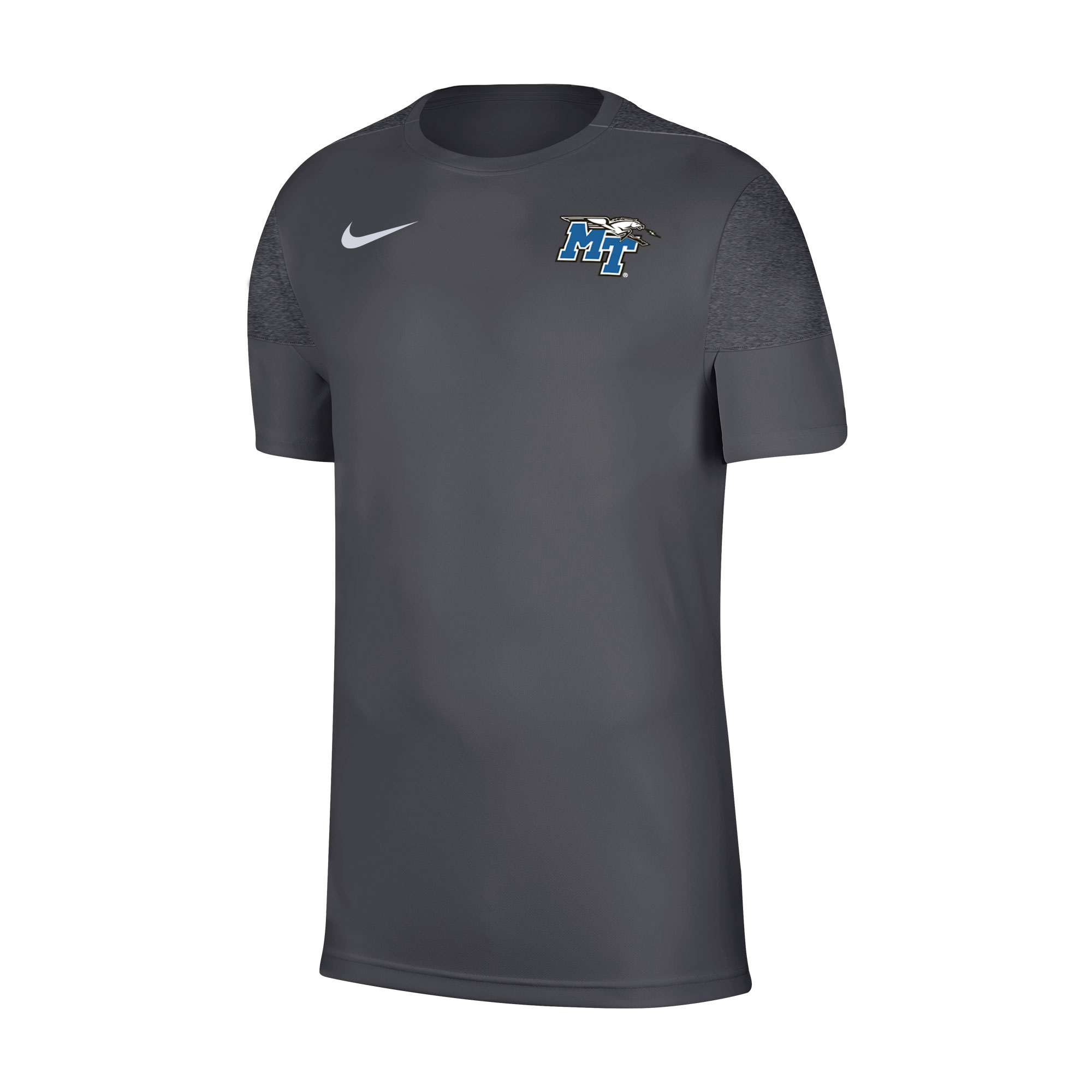 MT Logo w/ Lightning Coach Short Sleeve Nike® Shirt