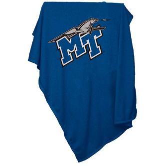 MT Logo w/ Lightning Sweatshirt Blanket
