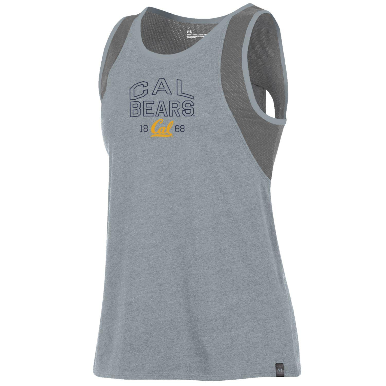 Cal Bears Under Armour Women's SMU Training Camp Muscle Tank
