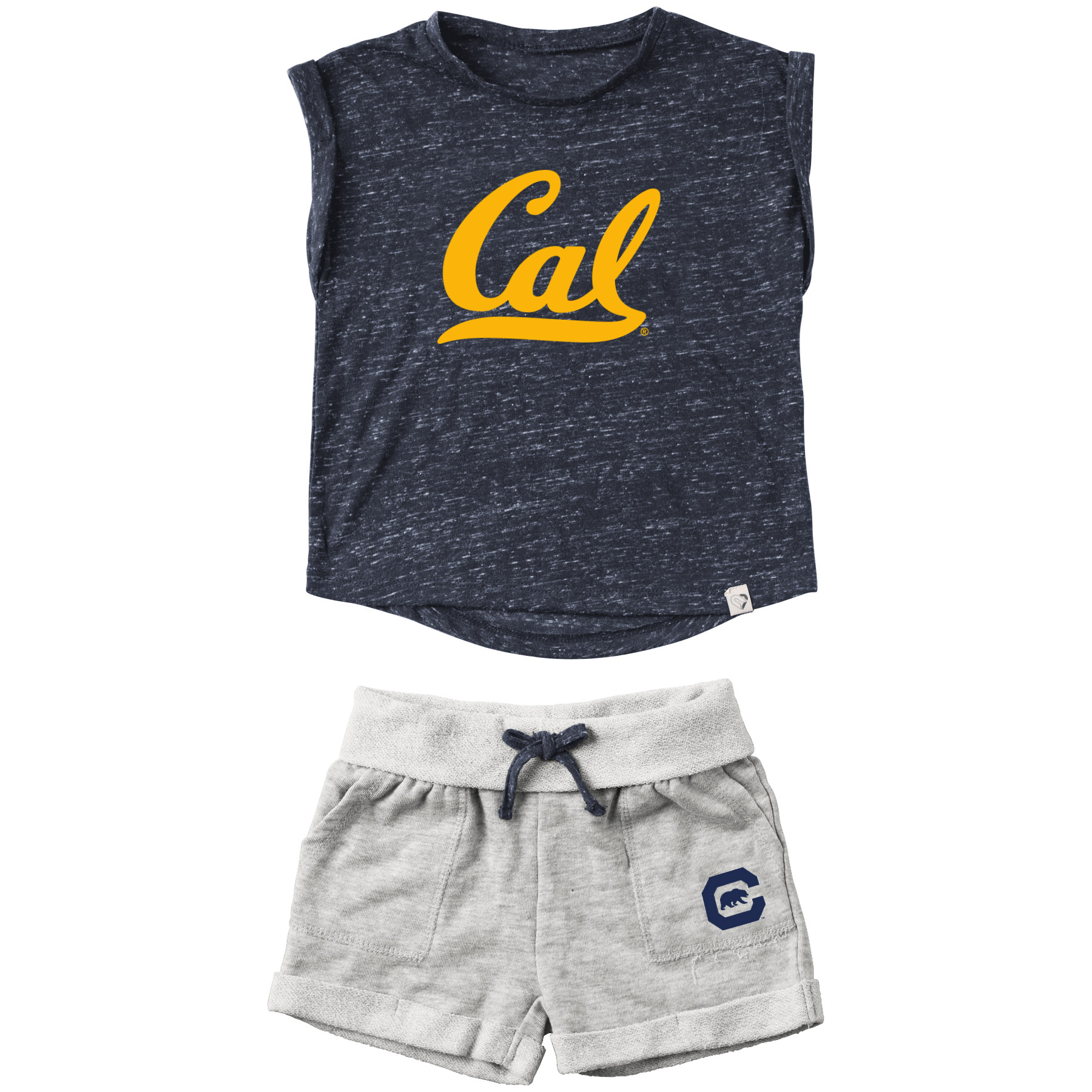 Cal Bears Essen Toddler Girls Set S19