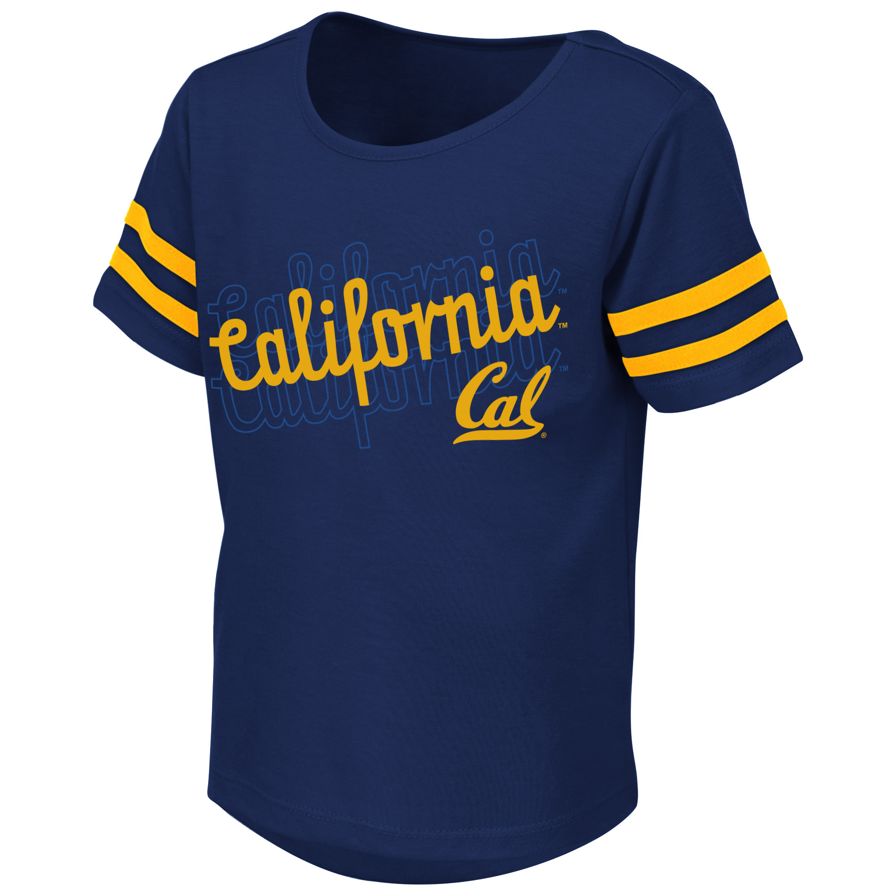 MD25-Cal Bears Hamburg Toddler Girls Tee S19