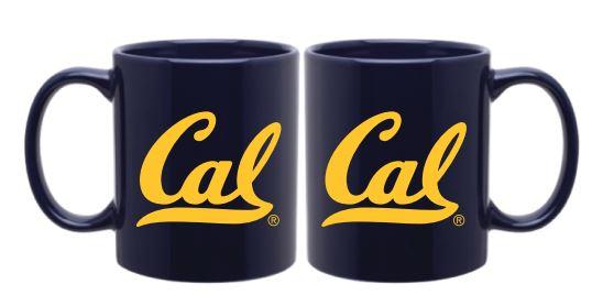 Cal Bears Traditional 11oz Coffee Mug Cal Logo