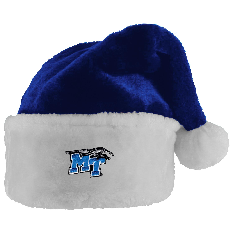 MT Logo w/ Lightning Santa Hat