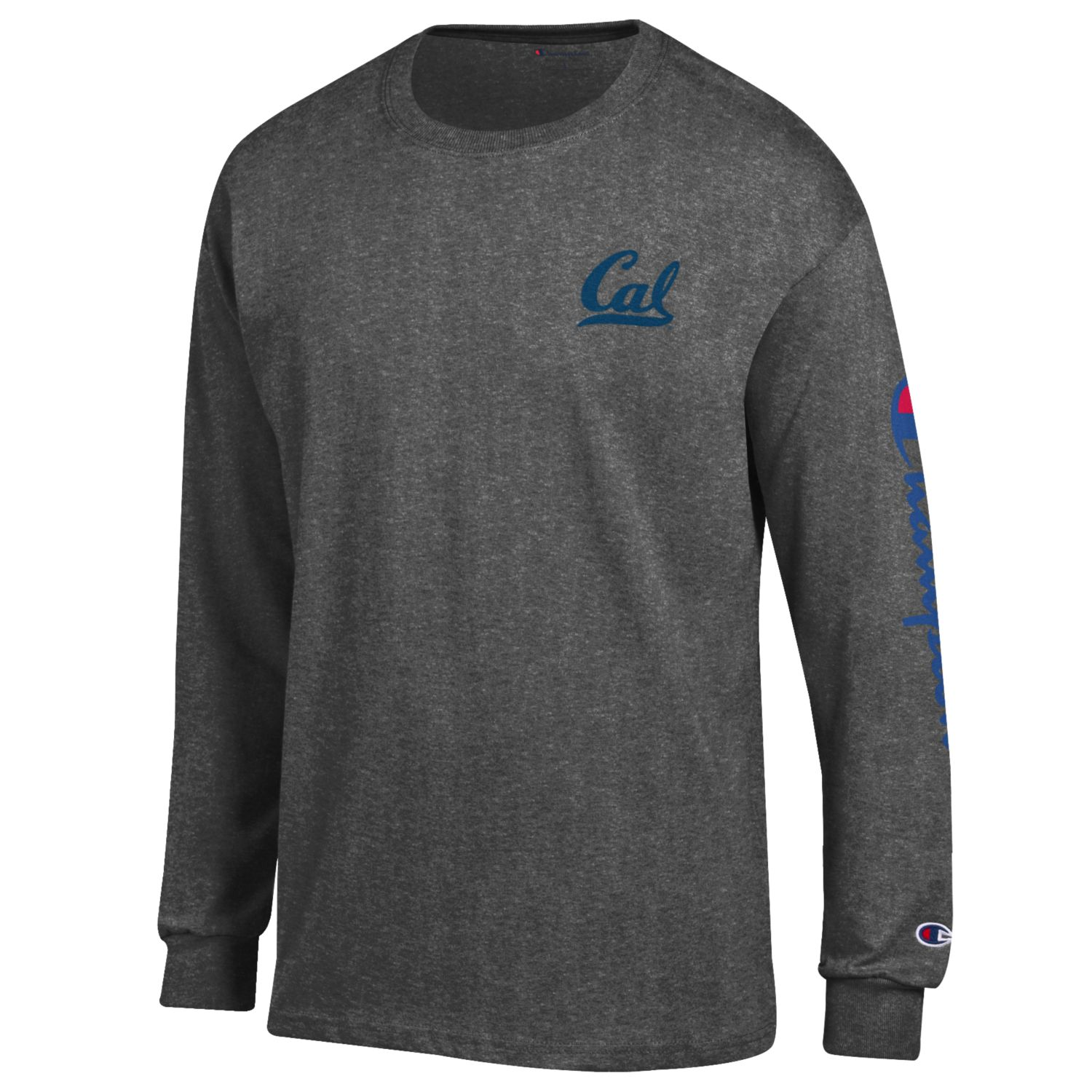 Cal Bears Men's Champion Long Sleeve Tee Cal Champion