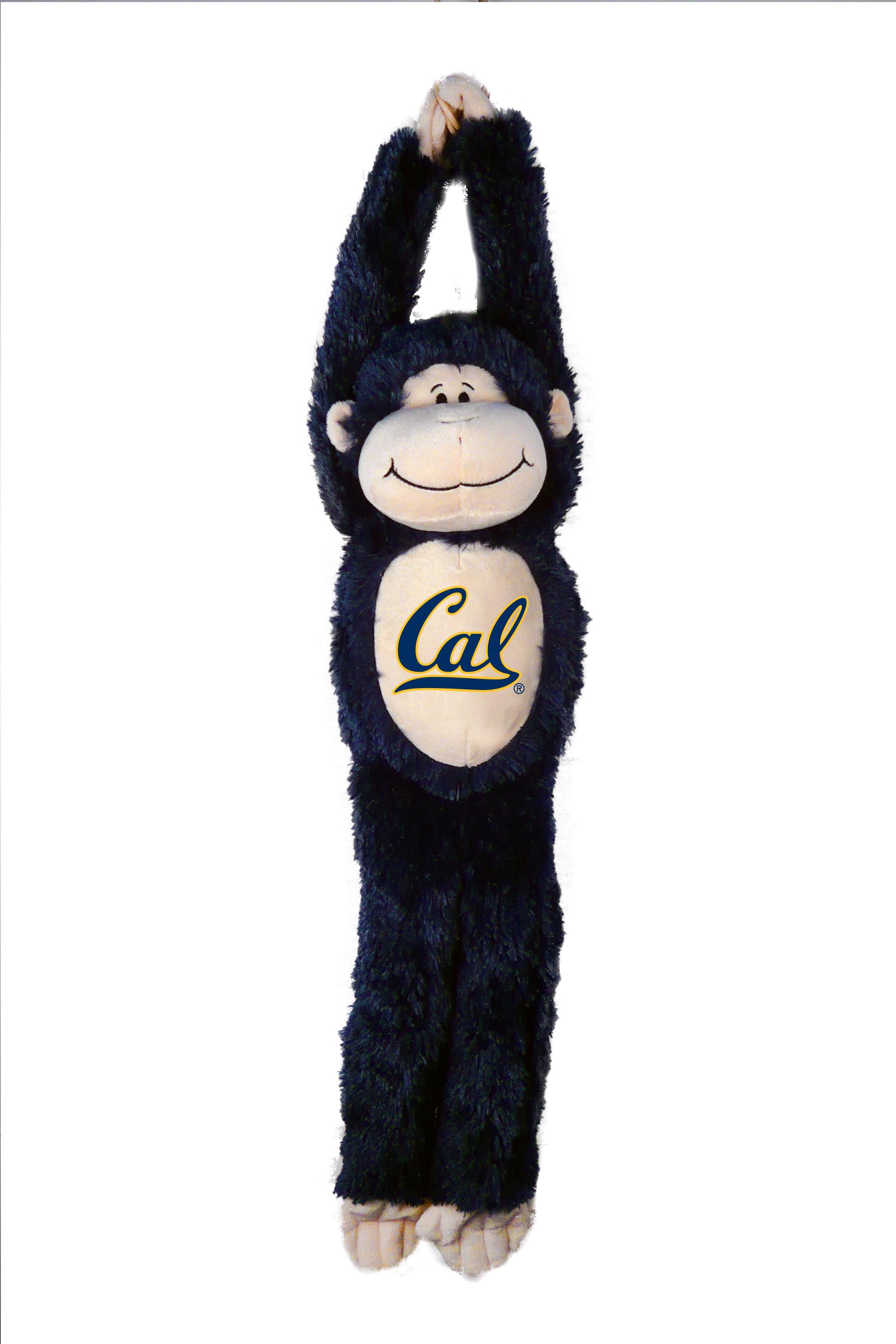 Cal Bears Velcro Monkey