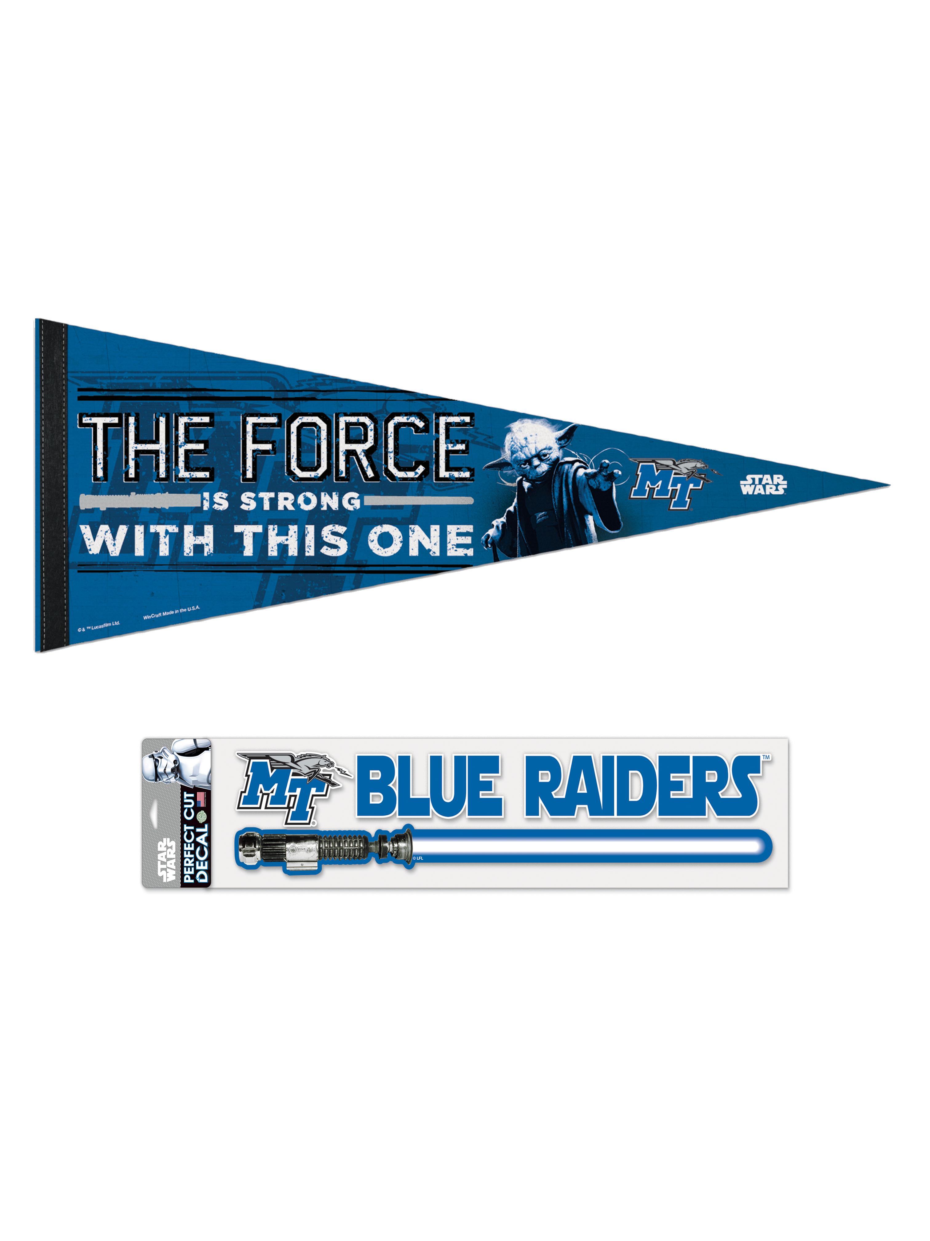 MTSU Star Wars Gift Pack