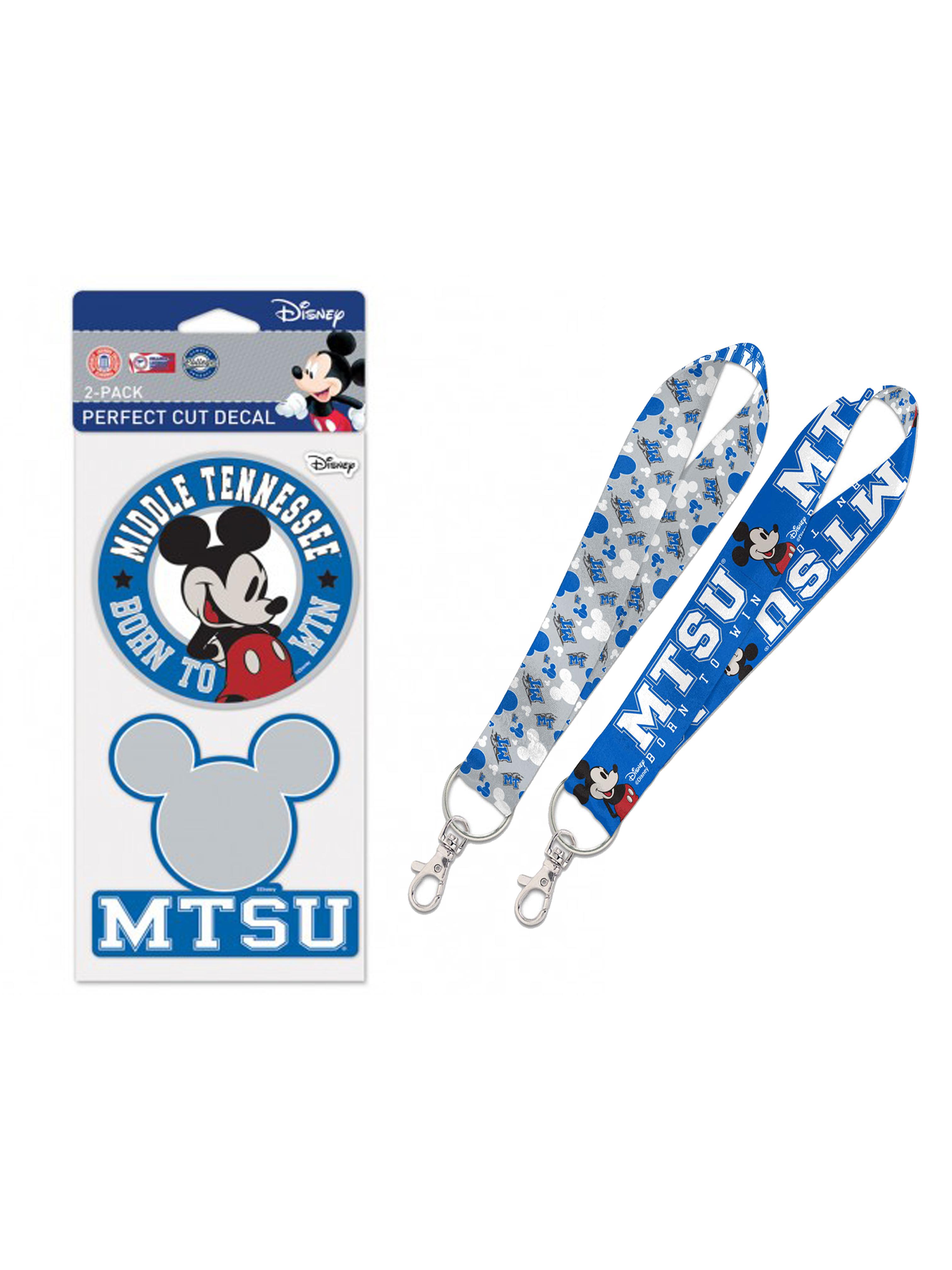 MTSU Mickey Gift Pack #1