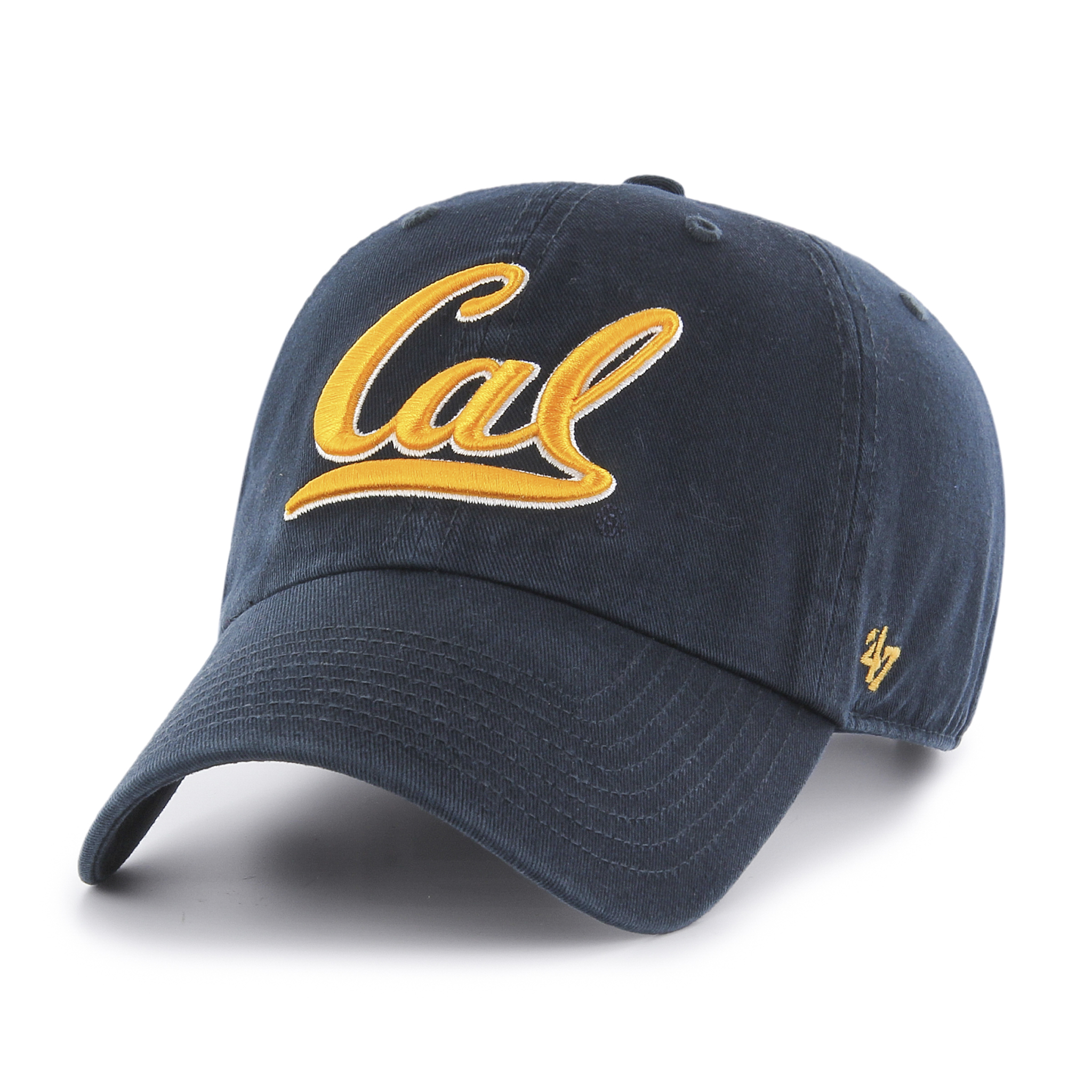 Cal Bears Youth '47 Short Stack Kids Cleanup Adjustable Hat