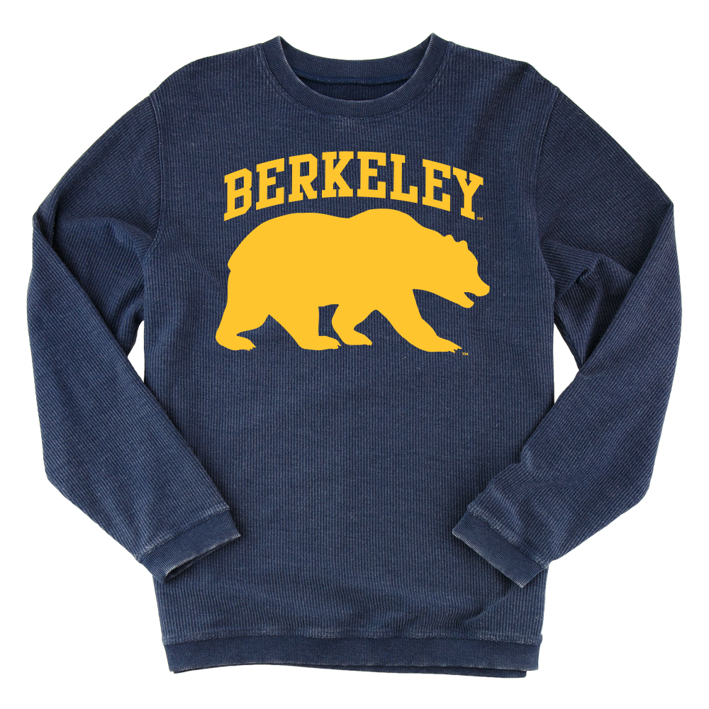 Cal Bears Men's Rally Corduroy Crew