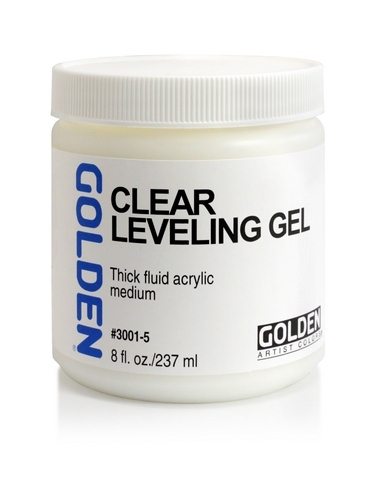 Clear Leveling Gel - 8 oz.