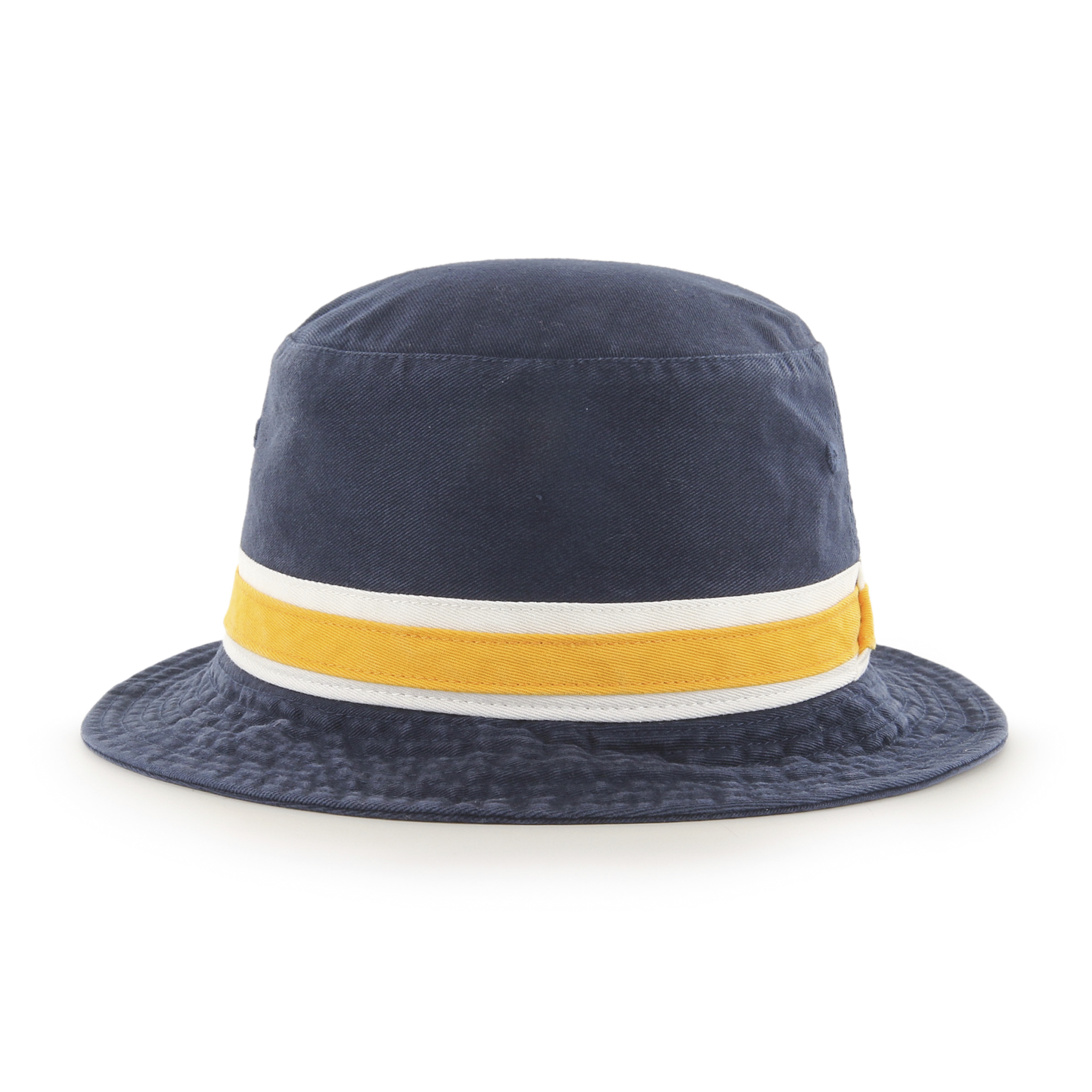Cal Bears '47 Striped Bucket Hat Cal Logo