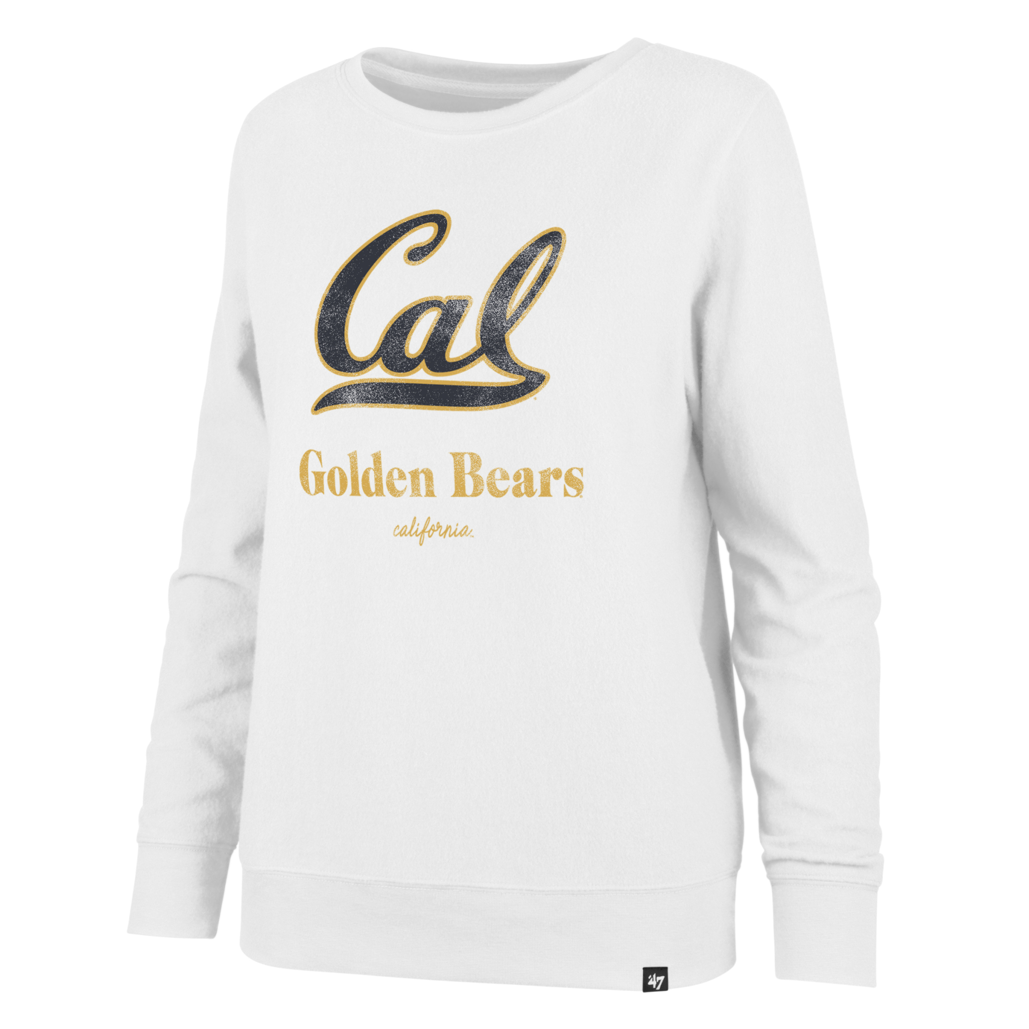 Cal Bears Women's '47 Encore Throwback Fleece Crew