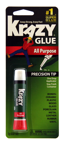 Krazy Glue All Purpose Precision Tip