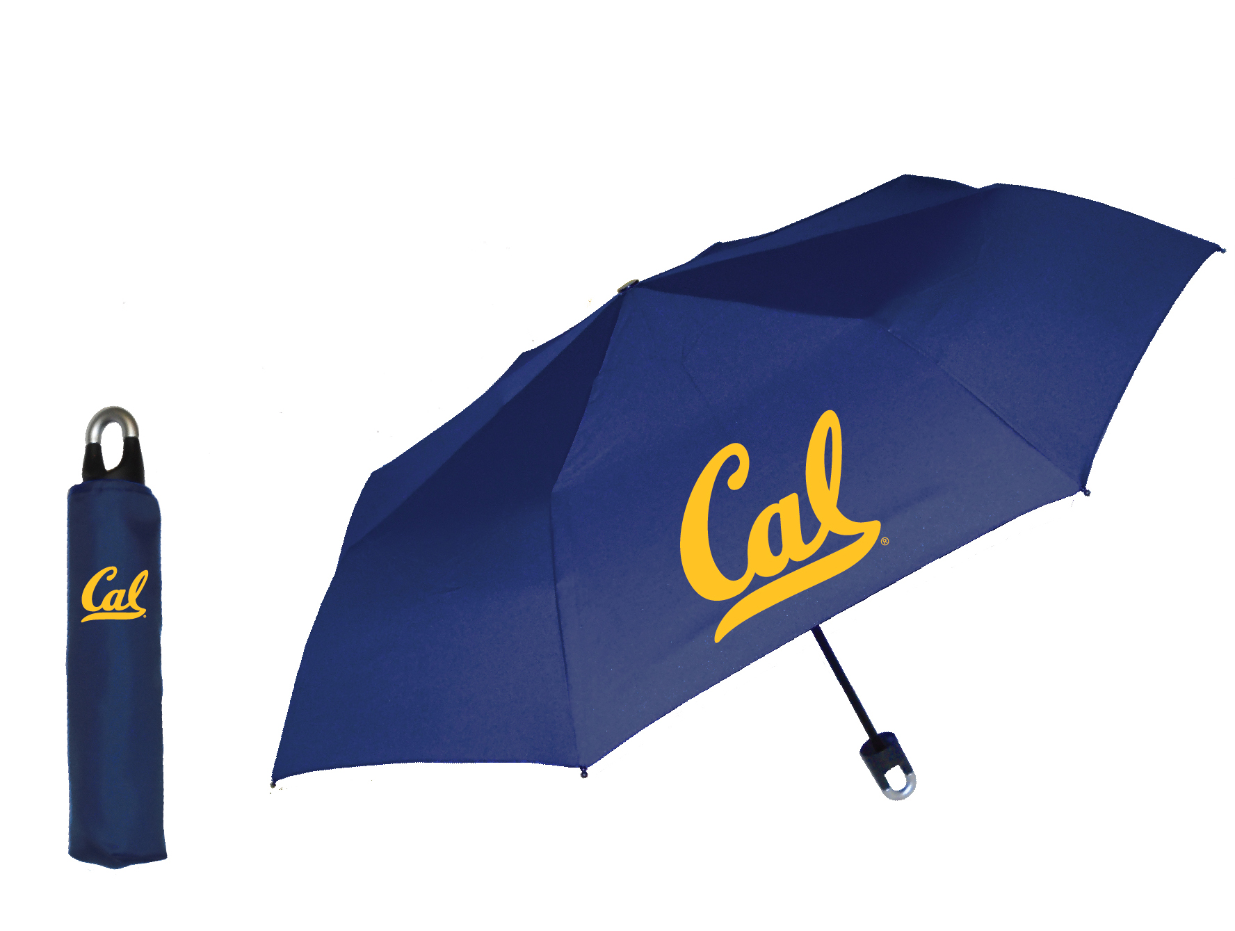 "Cal Bears Storm Duds 42"" Clip Handle Umbrella"