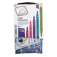 Derwent Graphik Line Painter Set #03