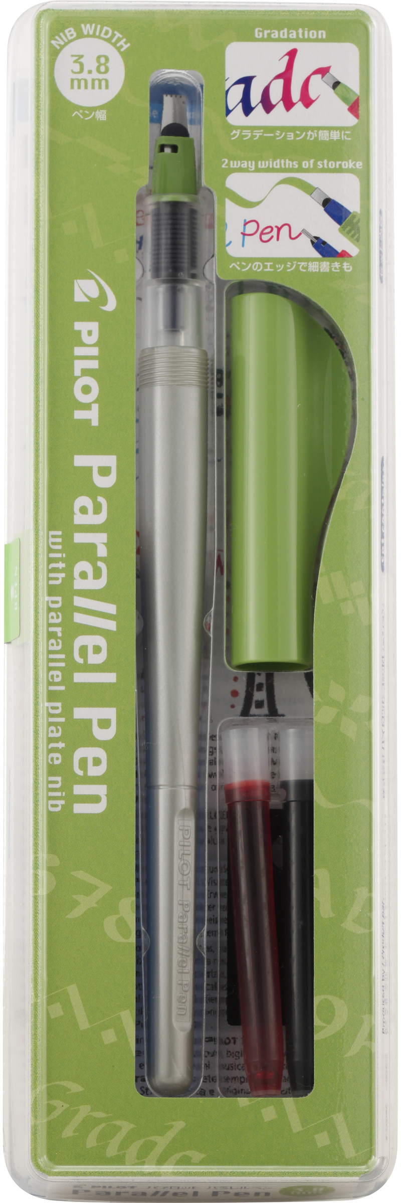 Parallel Pen, 3.8mm