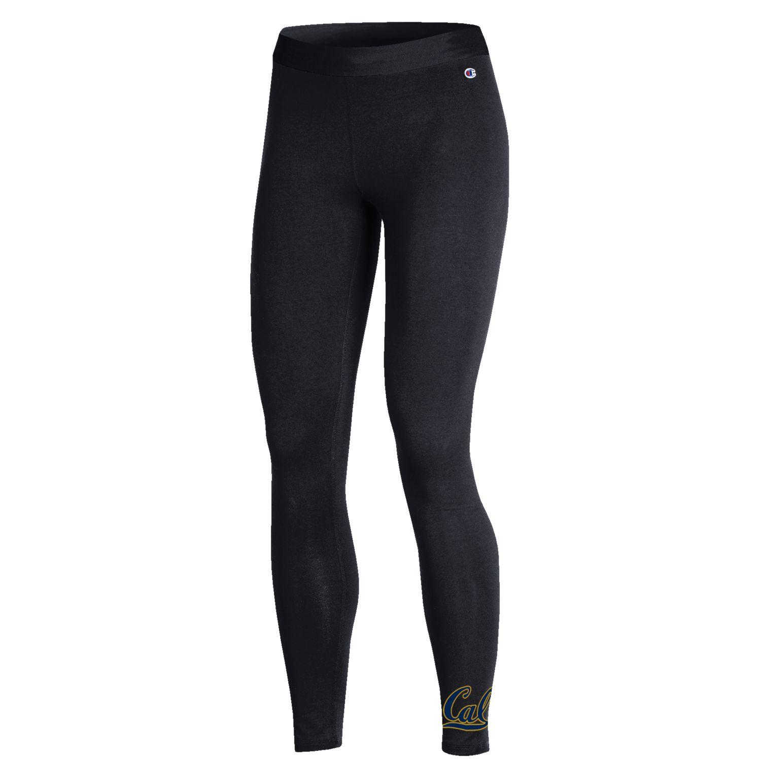 Cal Bears Women's Champion Cotton Stretch Leggings