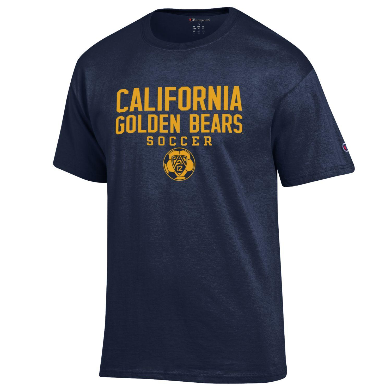 Cal Bears Champion Sport Tee-Soccer