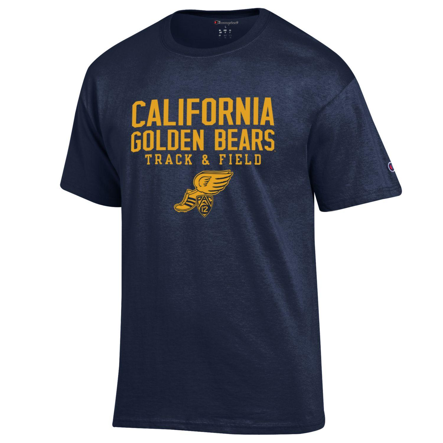 Cal Bears Champion Sport Tee-Track and Field