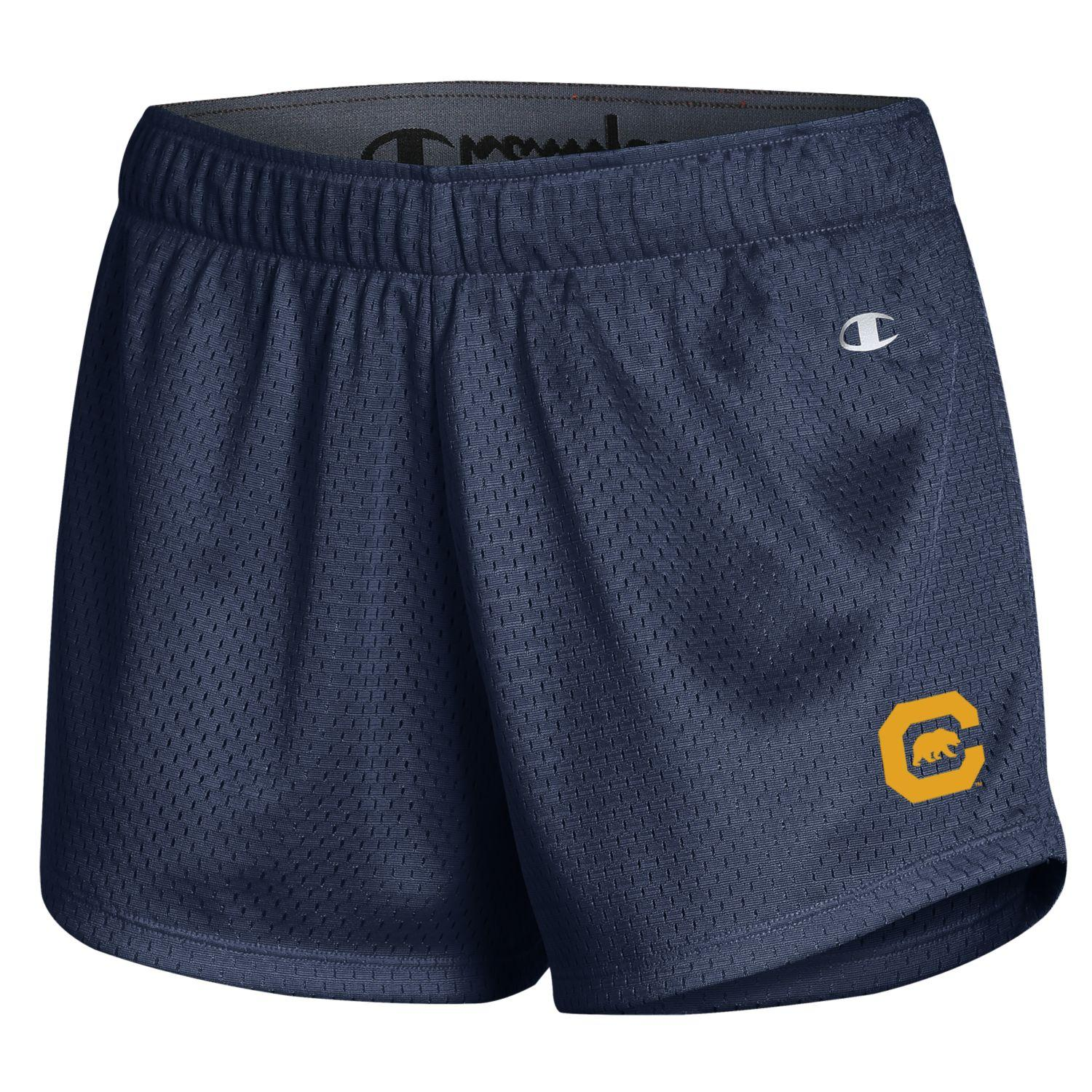 Cal Bears Women's Champion Mesh Shorts