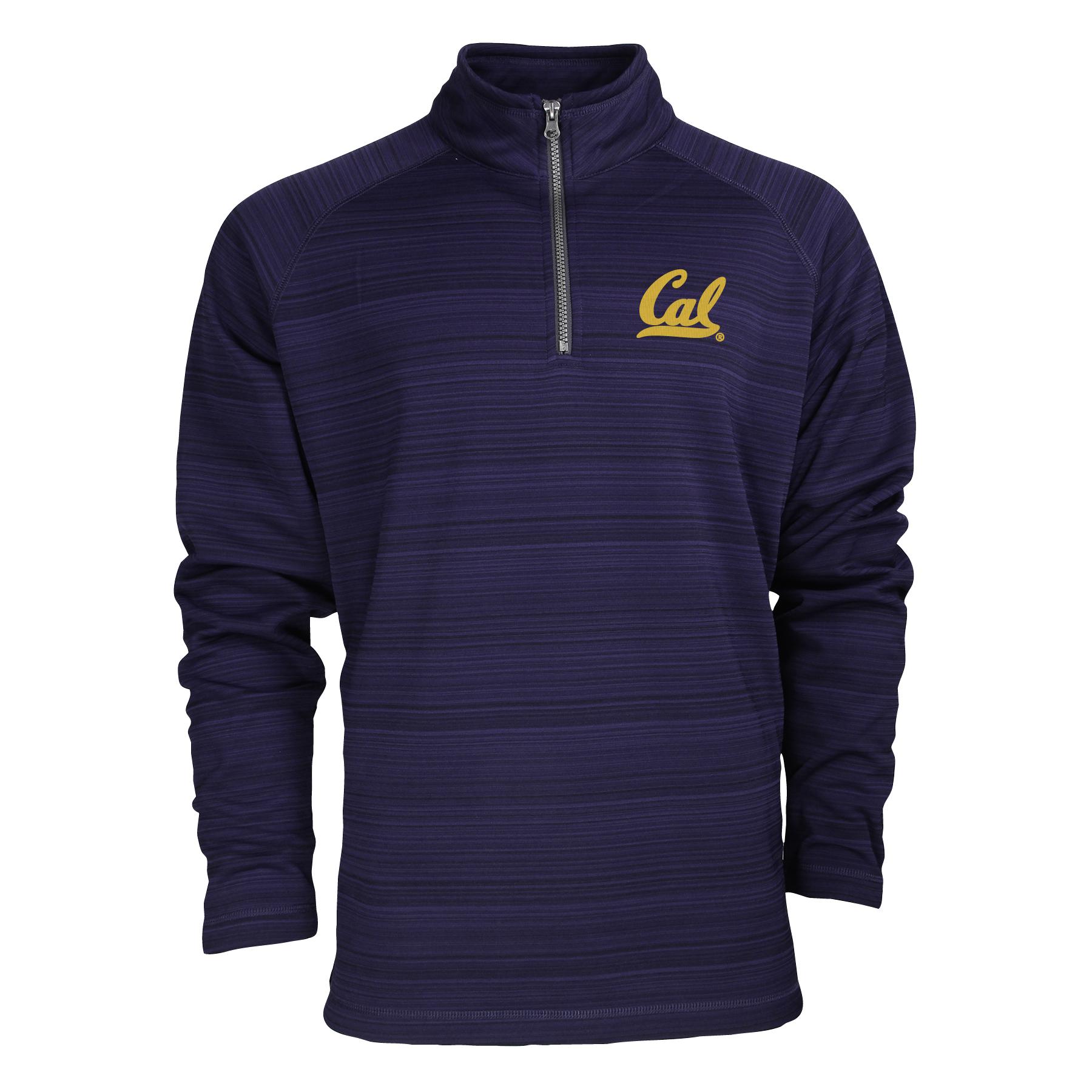 Cal Bears Men's Evolution QZ PO Cal Logo