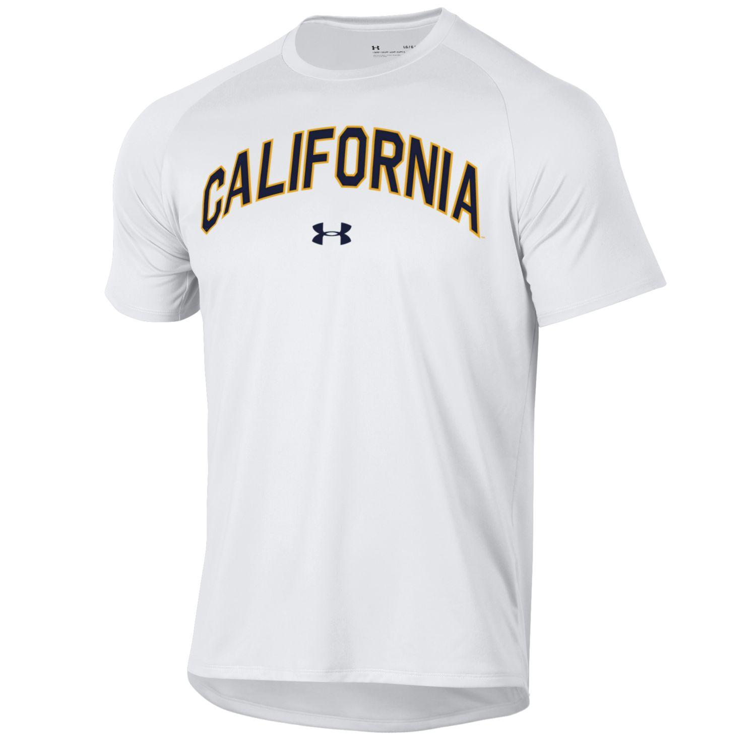 Men's SS Tech Tee 2.0 by Under Armour California
