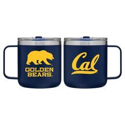 Cal Bears 12oz Hayden Mug Cal Script and Golden Bears