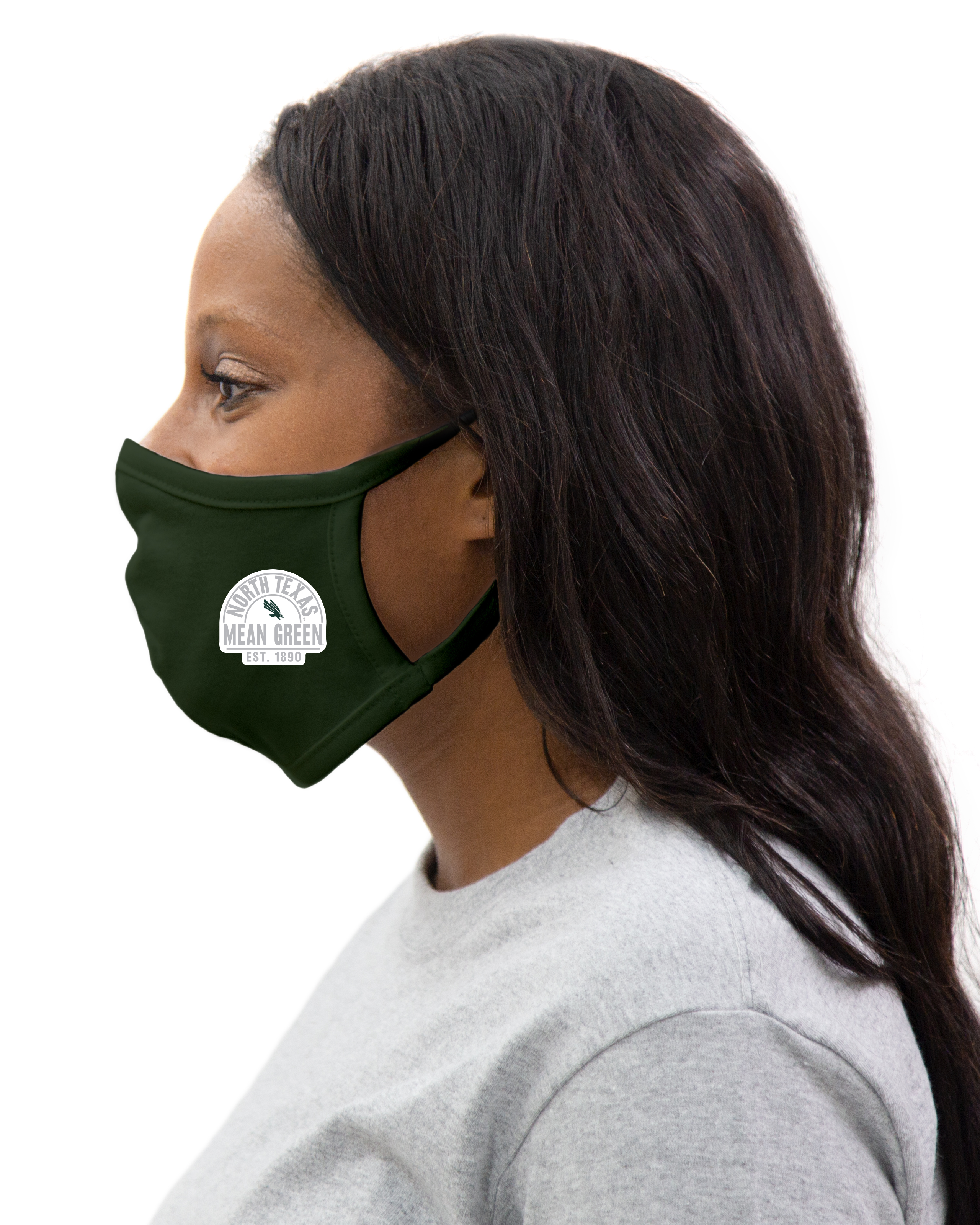 FOREST GREEN MASK