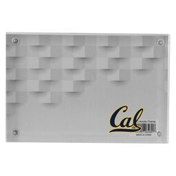 Cal Bears Acrylic Magnetic Frame Horizontal 2 Color Cal