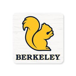 Cal Bears Squirrel Magnet Full Color
