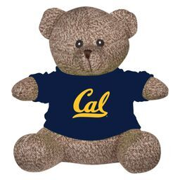 Cal Bears Palmer Bear Navy Tee Cal Logo