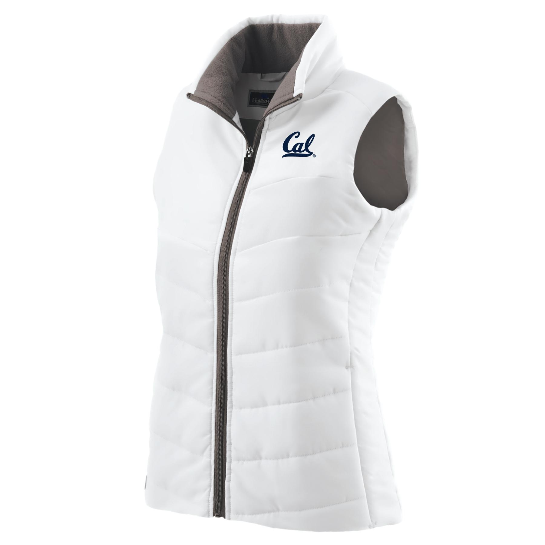Women's Admire Vest Cal Logo