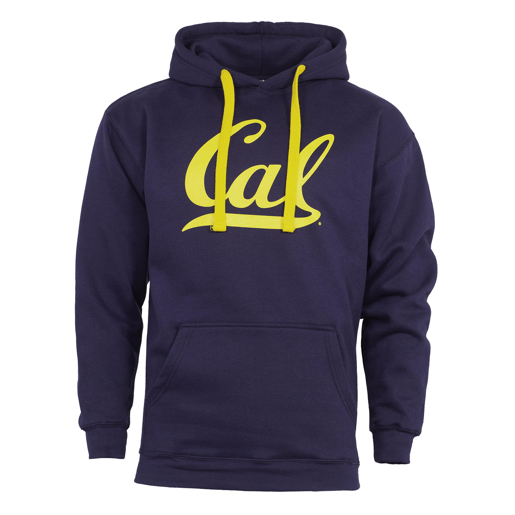 Men's Benchmark Colorblock PO Hood Cal Logo