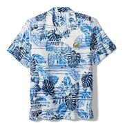 Cal Bears Tommy Bahama Super Fan Silk Camp Shirt