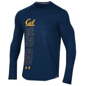 Cal Bears Under Armour Men's F19 LS Training Tee