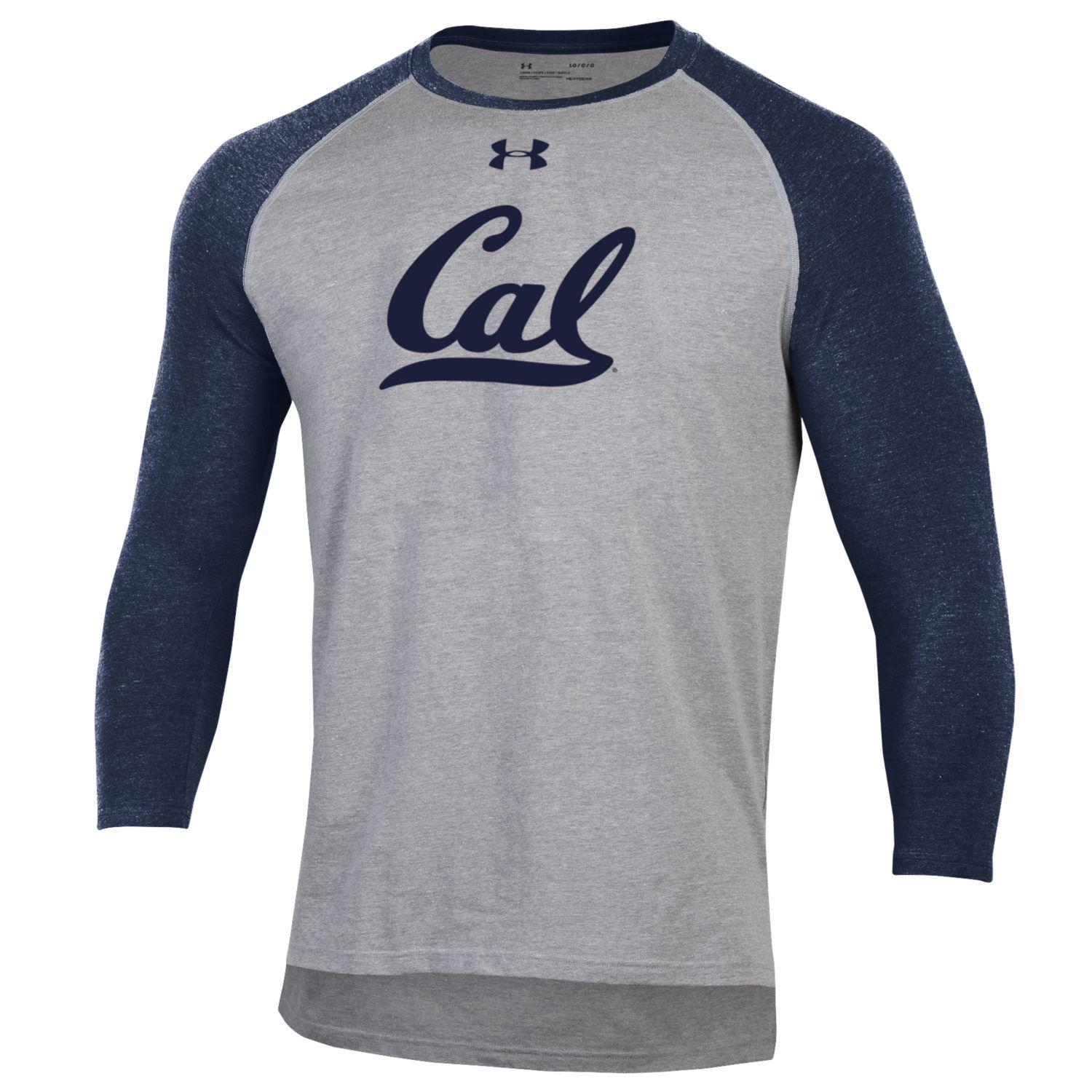 Men's Baseball Tee Under Armour Cal Logo