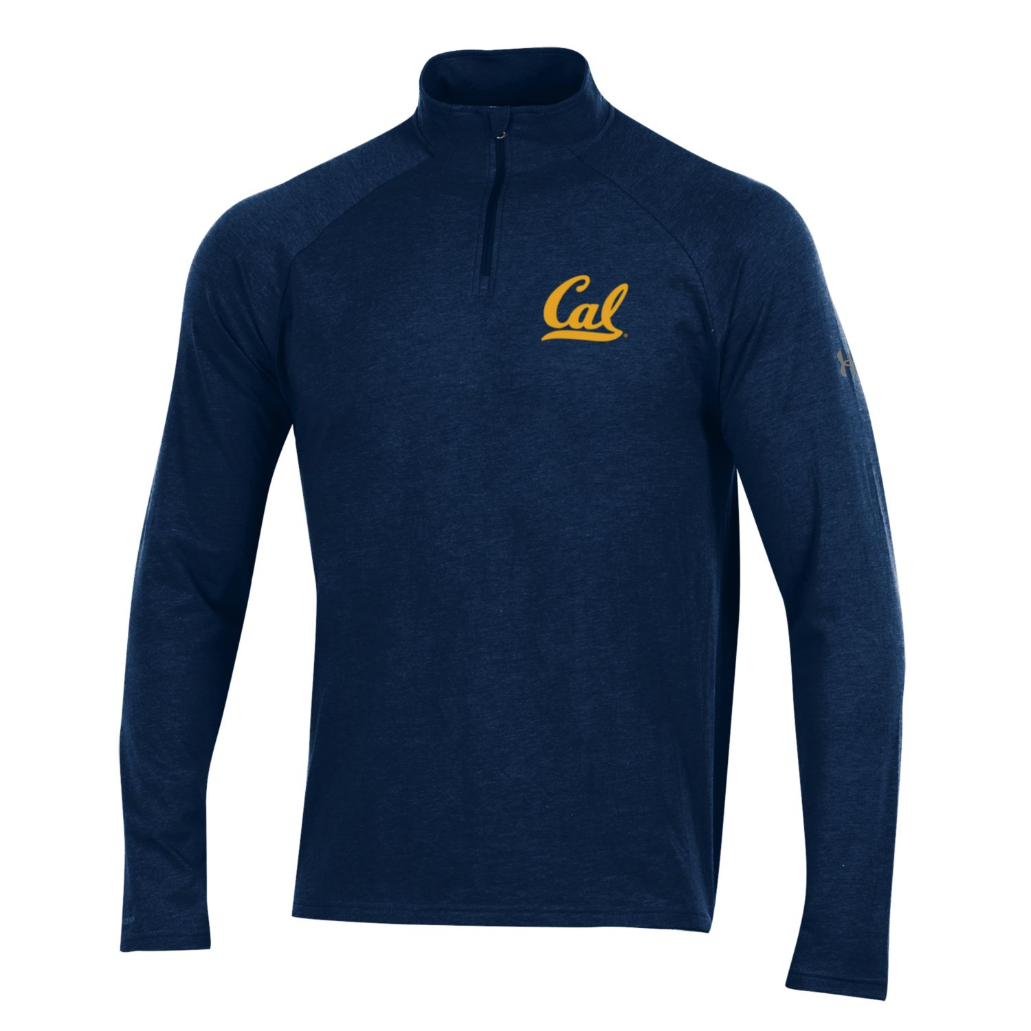 Men's Charged Cotton QZ Under Armour Cal Logo