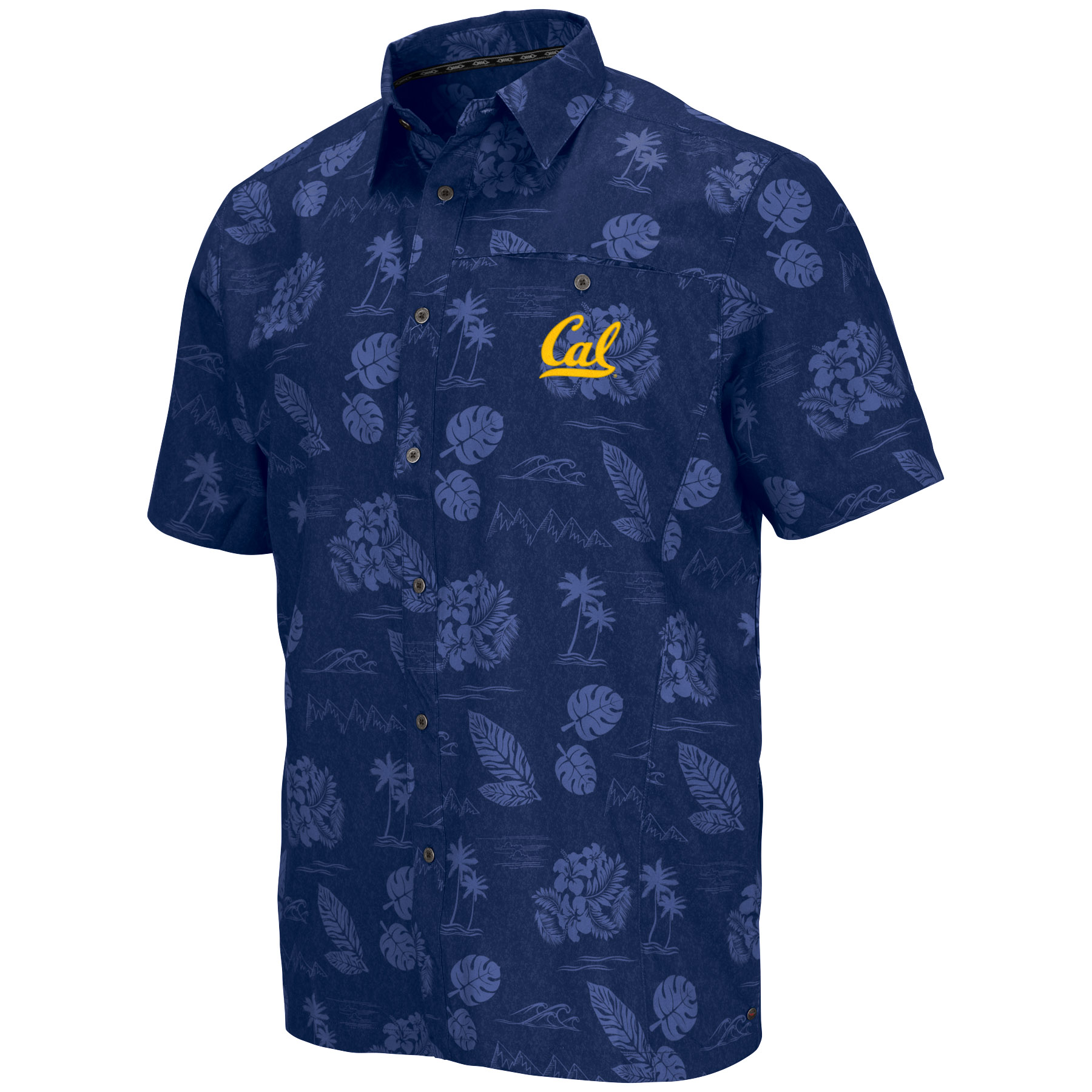 Cal Bears Men's Honolulu Camp Shirt S19