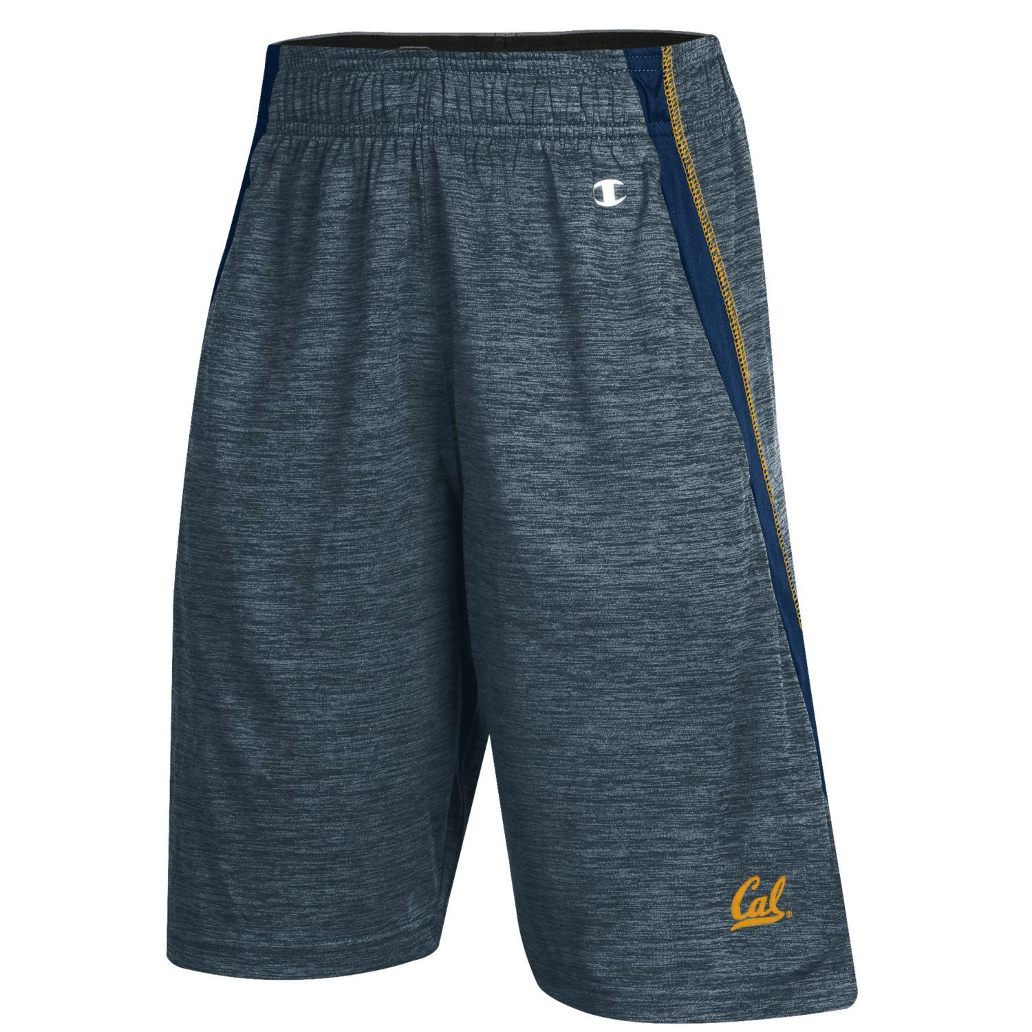 Cal Bears OTO Youth Colorblocked Trajectory Shorts