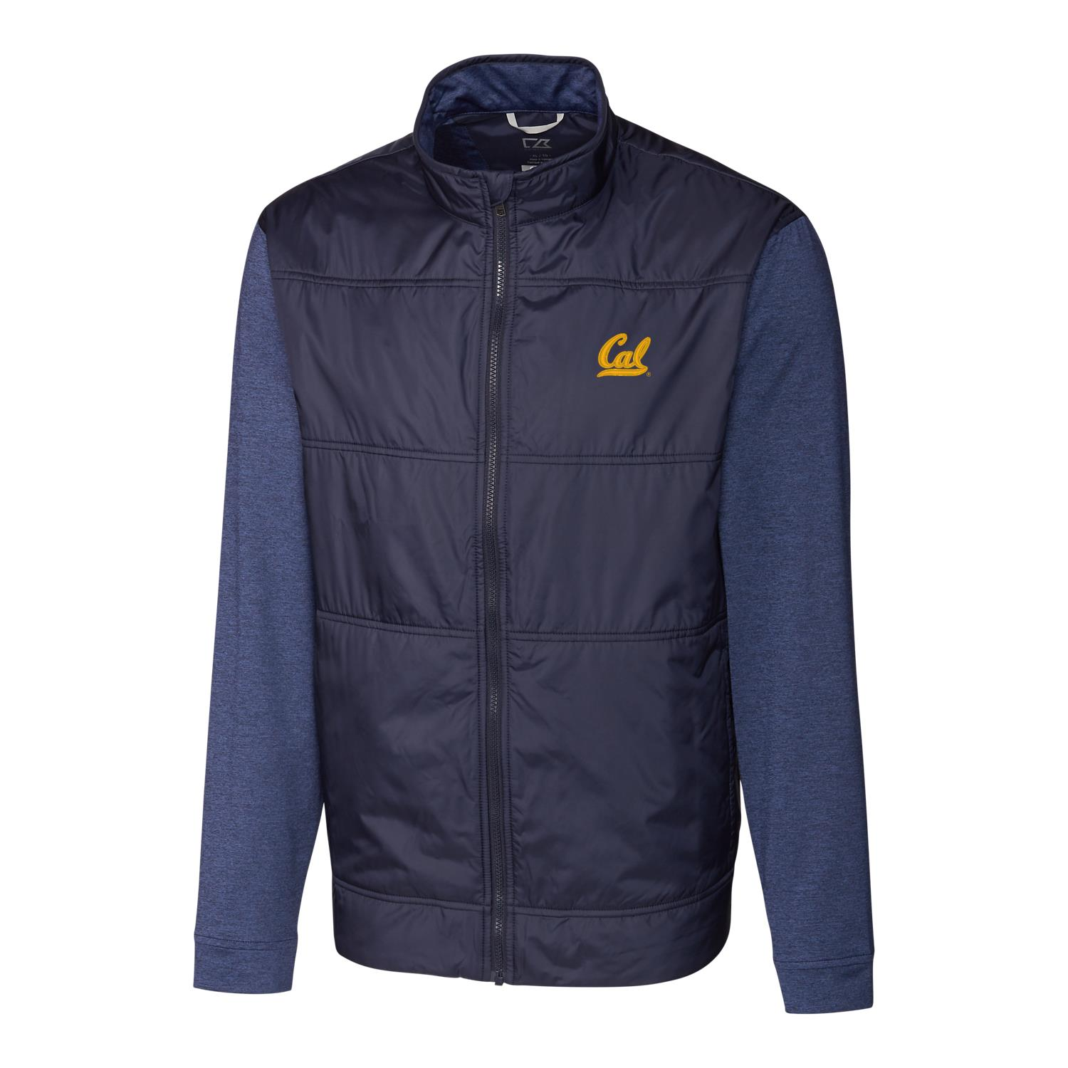 Cal Bears Men's Stealth Full Zip