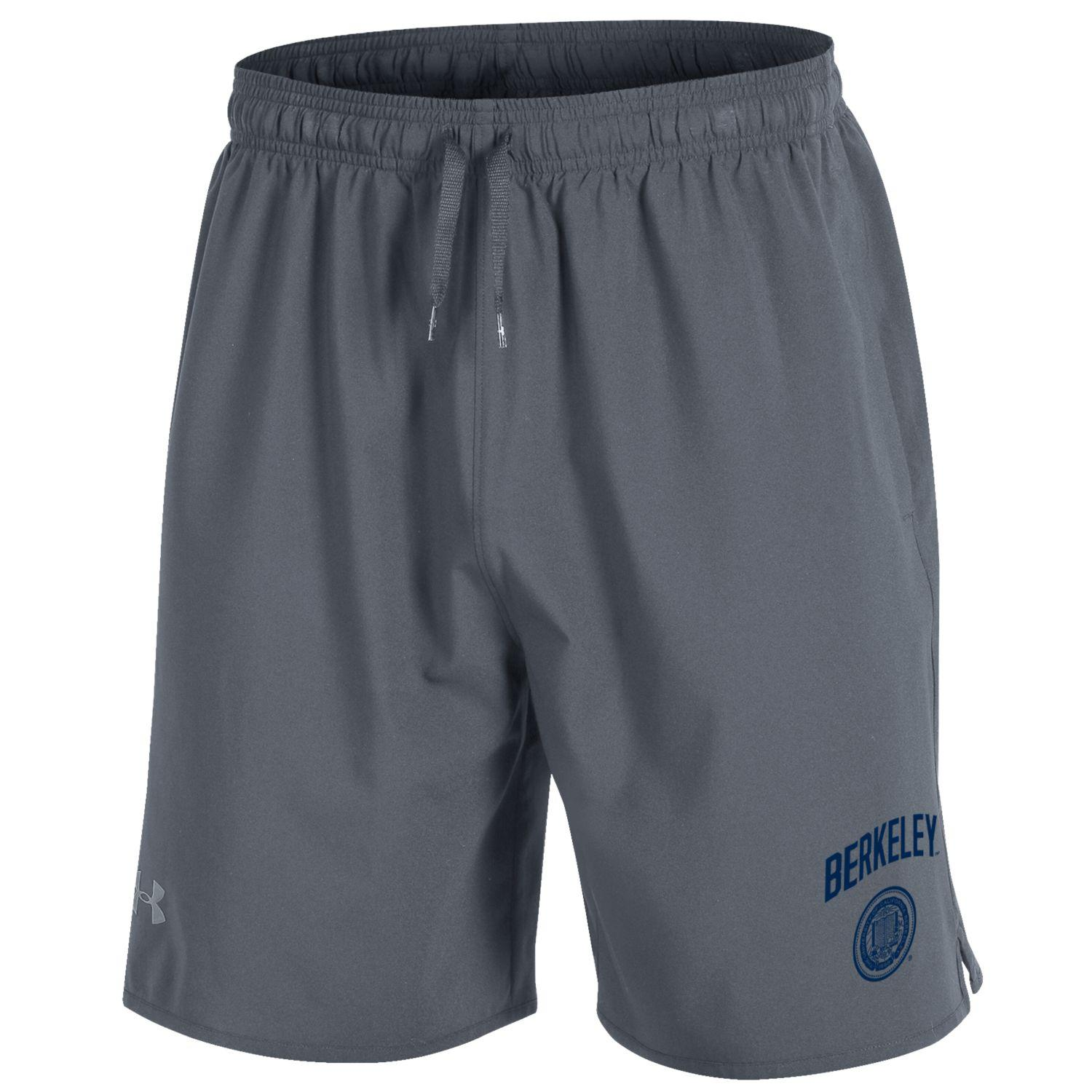 Men's Qualifier Woven Shorts Under Armour Seal Logo