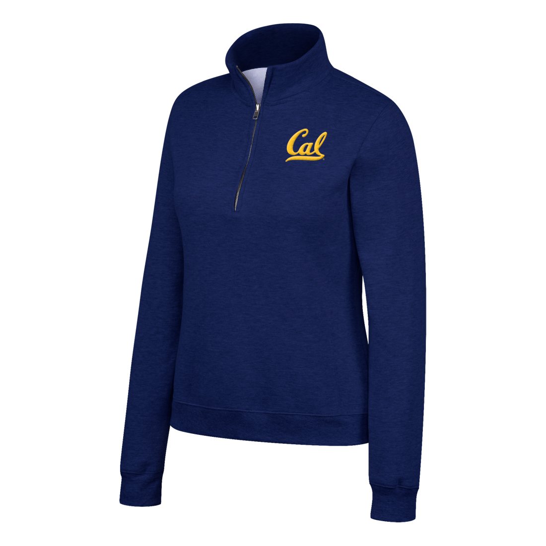 W Essential QZ Fleece Cal Logo