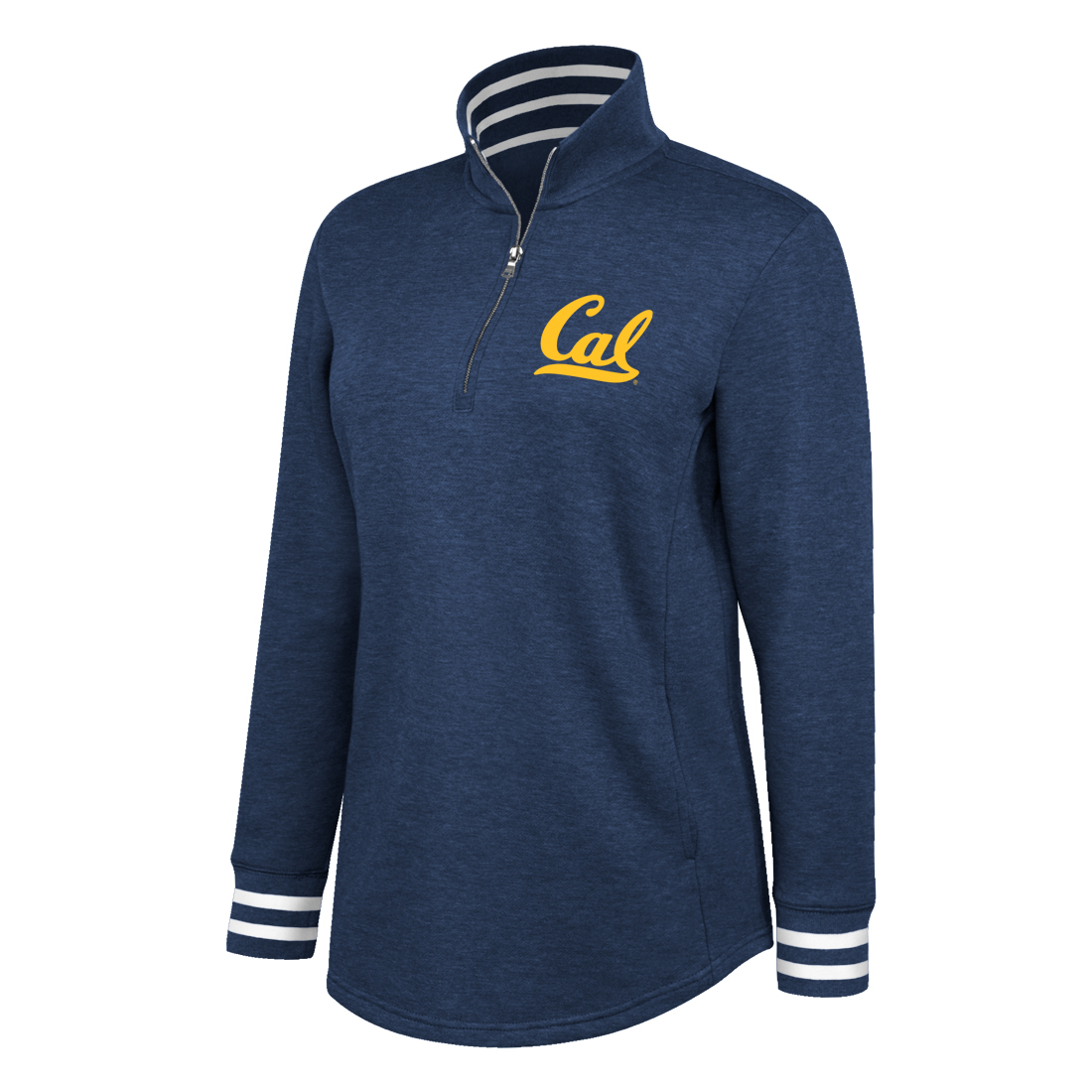 W Triblend HZ Fleece Cal Logo